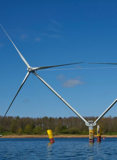 1:10 Scale Floating Wind Turbine