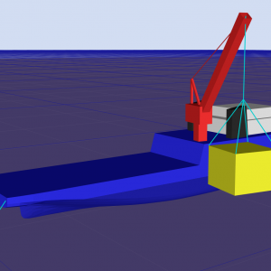 Offshore Hydrodynamics at thec
