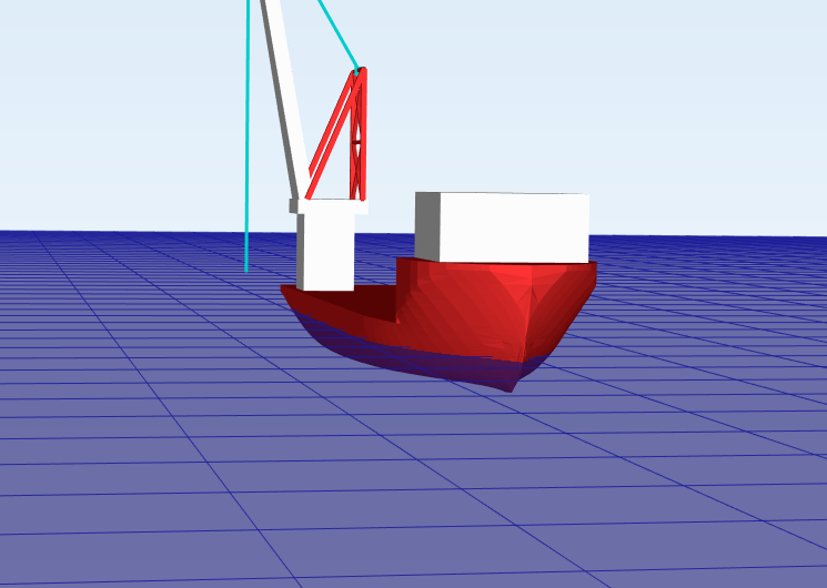 Floating Crane Vessels – Sudden Loss of Hoist Load